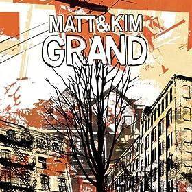 Matt & Kim - 'Grand'