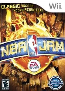 Amazon.com: NBA Jam - Nintendo Wii: Video Games