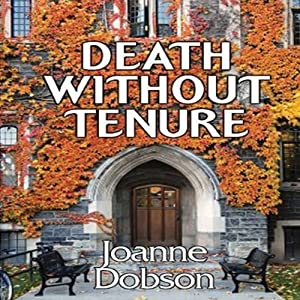 Death without Tenure Audiobook