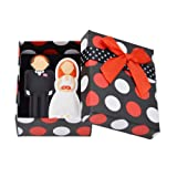 FEBNISCTE 32GB USB3.0 Thumb Drive Wedding Gifts with Gift Box for Lover