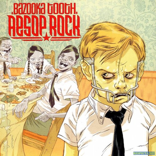 Aesop Rock-Bazooka Tooth-(DJX68)-CD-FLAC-2003-2Eleven Download