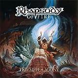 echange, troc Rhapsody (of fire) - Triumph or agony ltd edition