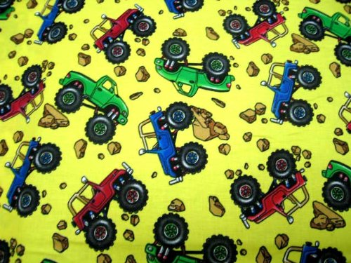 Truck Toddler Bedding