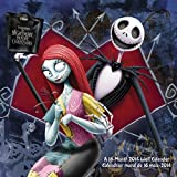 Nightmare Before Christmas 2014 Bilingual Calendar