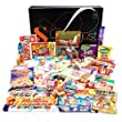 A-Z Sweetshop Mega Retro Sweets Treasure Box