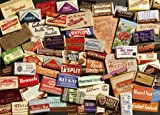 Gibsons Sweet Memories of the 1940's jigsaw puzzle. (1000 pieces)