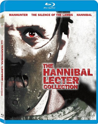 The Hannibal Lecter Collection (Manhunter / Silence of the Lambs / Hannibal) [Blu-ray]