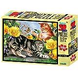 Howard Robinson de Katrina Revenaugh Super 3d Puzzle (100-Piece, multicolor)
