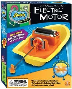 Slinky Science Electric Motor Kit