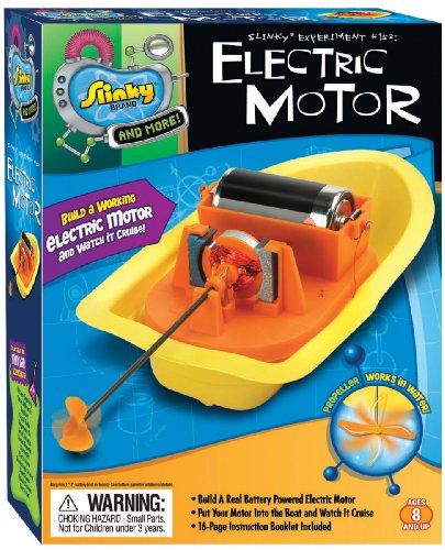 Poof-Slinky Scientific Explorer Electric Motor Mini Lab - 1