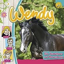 Ein Trakehner auf Rosenborg (Wendy 67) Hörbuch von Nelly Sand Gesprochen von: Ranja Helmy, Jürgen Kluckert, Hubertus Bengsch