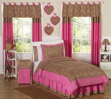 Cheetah Animal Print Bedding Sets For Girls on Flipboard by ...