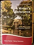 img - for Roanoke College a Writers Reference Seventh Edition book / textbook / text book