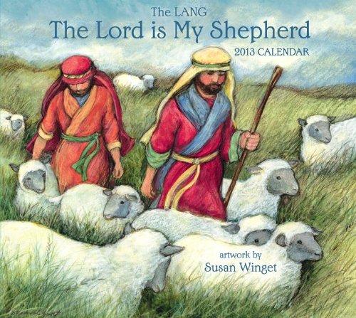 The Lord Is My Shepherd Calendar