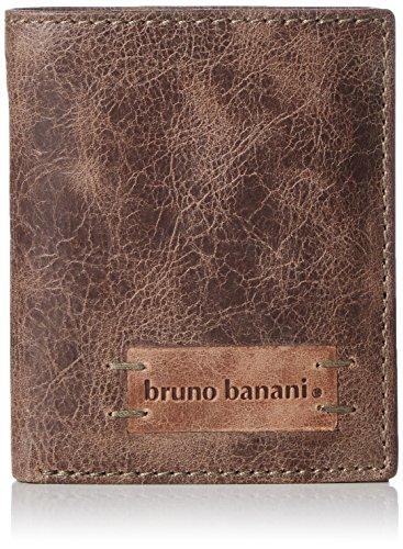 Bruno Banani VISTA_1_1, Portafoglio Unisex - adulto, Marrone (Braun (braun_cognac)), 9x10x2 cm (B x H x T)