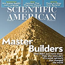 Scientific American, November 2015  by Scientific American Narrated by Mark Moran