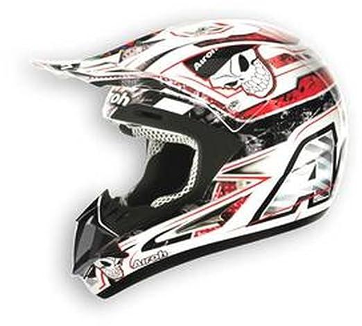 Airoh casque de moto jM55 jumper, rouge