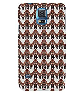 PRINTSWAG PATTERN Designer Back Cover Case for SAMSUNG GALAXY S5