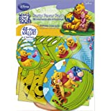 Hallmark 204399 Disney Winnie the Pooh Party Favor Value Pack