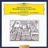 バッハ:ブランデンブルク協奏曲第1~4番&第6番