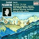 Czeslaw Marek Edition, Vol.6: The Songs