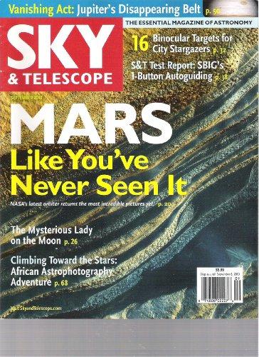 Sky & Telescope Magazine (Mars, September 2010)
