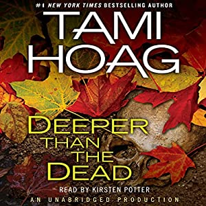 Deeper Than the Dead Audiobook