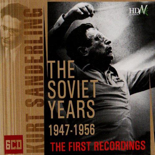 SANDERLING,KURT THE SOVIET YEARS