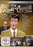 Die Rudi Carrell Show, Vol. 2 / Weitere acht Folgen der beliebten Unterhaltungs-Show mit vielen Stars von 1967 - 1969 (Pidax Serien-Klassiker) [3 DVDs]