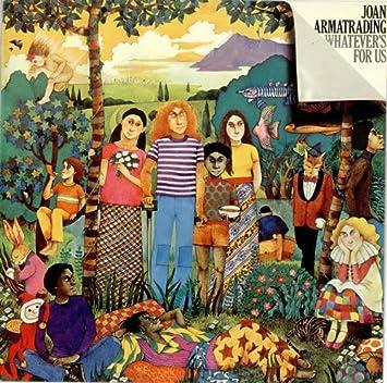 Joan Armatrading & Pam Nestor: Whatever's for us (1972)