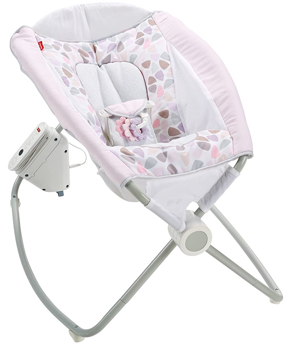 Fisher-Price Auto Rock n Play Sleeper - Glossy Gem