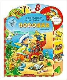 Spielen, lernen und entdecken mit Bodo Bär: 9783815768082: Amazon.com
