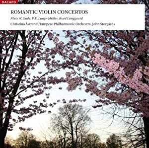 Romantic Violin Concertos