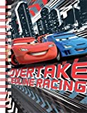 Disney Cars 'Overtaking Redline Racing' A5 Notebook Stationery