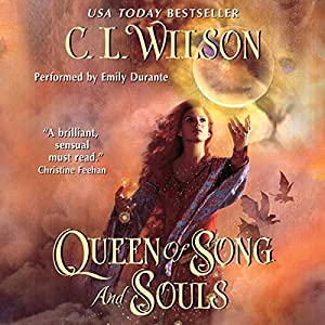 Queen of Song and Souls Audiobook