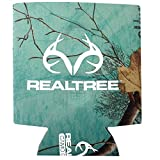 Realtree Camo Graphics Brand Logo Sports Drink Beer Water Soda Beverage Can Insulated Picnic Outdoor Party Beach BBQ Kooler Can Cooler - 12oz Magnetic Mint Koozie