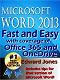 Microsoft Word 2013: Fast and Easy