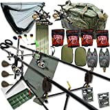 Complete Carp Fishing Setup Deluxe