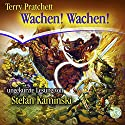 Wachen! Wachen! (Scheibenwelt 8) Audiobook by Terry Pratchett Narrated by Stefan Kaminski
