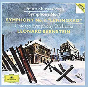 "Shostakovich: Symphony, No. 1 / Symphony, No. 7, ""Leningrad"""