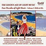 echange, troc Various - Four Decades of Light Music 2: 1940s & 1950s
