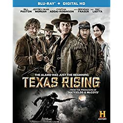 Texas Rising [Blu-ray]