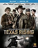 Texas Rising [Blu-ray + Digital]
