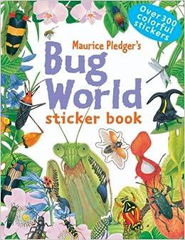 Download e-book Bug World (Pledger Sticker Book)
