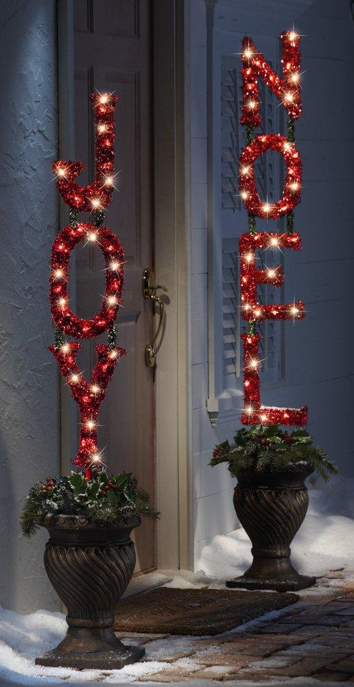 christmas yard stakes christmas wikii. Black Bedroom Furniture Sets. Home Design Ideas