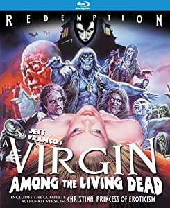 Virgin Among the Living Dead [Blu-ray] [1973] [US Import]