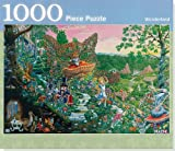 Alice In Wonderland 1,000 Piece Jigsaw Puzzle