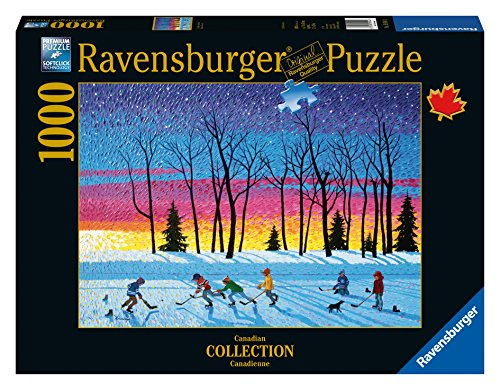 Ravensburger Sundown and Stars Canadian Collection Canadienne Puzzle (1000-Piece) (Ravensburger Canada compare prices)