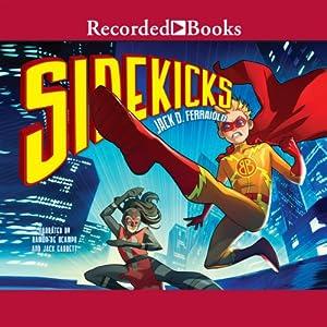 Sidekicks Audiobook
