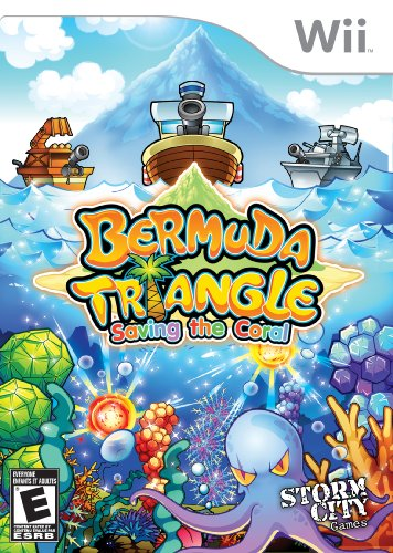 Bermuda Triangle: Saving the Coral - Nintendo Wii - 1